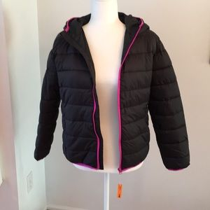 NWT kids XL(18-20) puffer coat